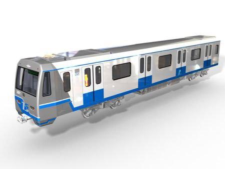 метро, новые составы