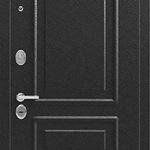 сколько по времени поставить железную дверь