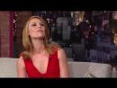 Claire Danes Sexy David Letterman (2013)