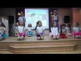 танцевальный коллектив школы 86.танец