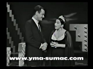 YMA SUMAC in Hollywood_ 1964 Inca Love Song _ Earthquake (Tumpa) complete