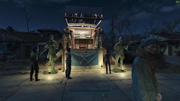 Как сделать дом в fallout 3