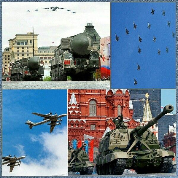 Военные песни – День Победы
