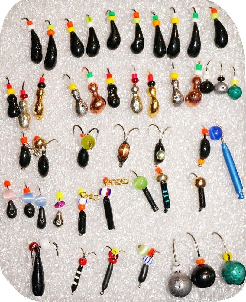 Мормышки для зимней рыбалки своими руками 5