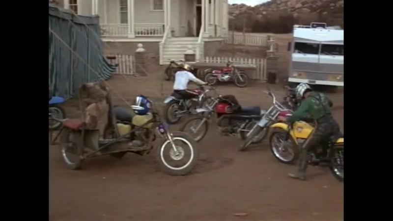 1972 The Dirt Gang (Desert angels)-(Грязная банда) США (без перевода)