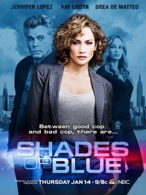 Оттенки синего / Shades of Blue (Сериал 2016)