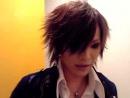 Gazette - [clip] kai promoting nlsg (from manager blog)