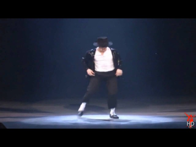 940 Michael Jackson Best MoonWalk Ever!! [HD]