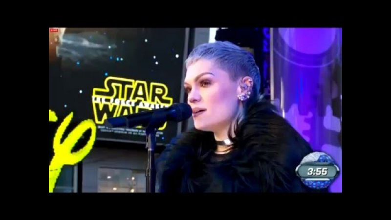Jessie J - Imagine / John Lennon (Live Times Square New York 2016)