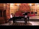 Giovanni Pergolesi Flute Concerto in G Major 2 mov Largo Oleg Bataev