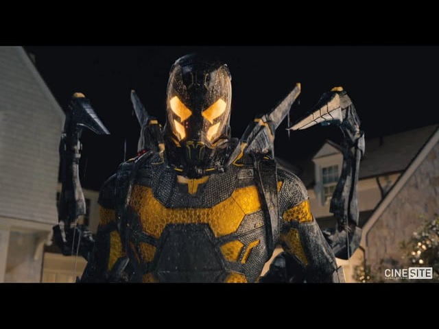 Cinesite: Ant-Man VFX Reel