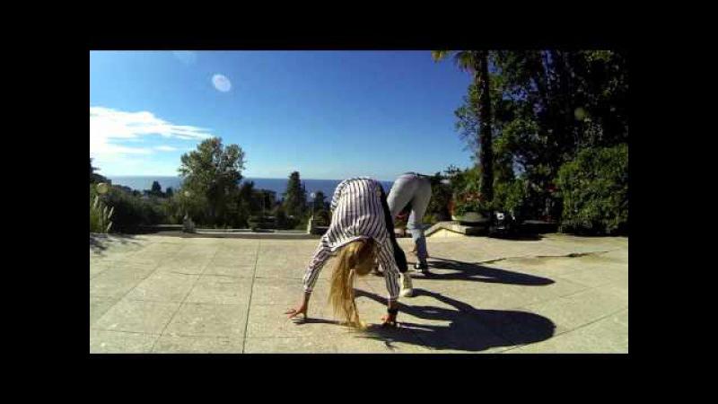 Joga capoeira angola, camara russia-sochi