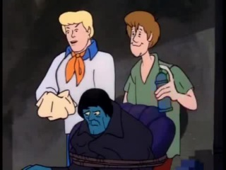 Scooby Doo: Villain Capture and Unmasking