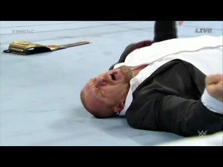 wwe monday night Raw Brock lesnar attack triple h wwe world haveight champion
