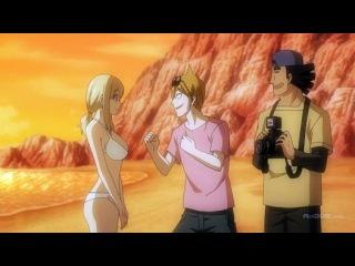 Fairy Tail Zero / Сказка о Хвосте Феи: Начало - 11 серия (276) (101) [Озвучка: Ancord (AniDub)]
