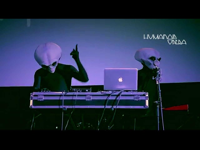 Humanoid Opera - Paralyzed Genome (Live in The Cinema House Moscow)
