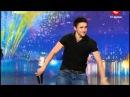 Выступление бармена Александра Штифанова на шоу Украина мае таланти 720p