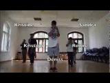 Imagine Dragons -- Radioactive  Choreography by Deniss Shirshov Dance studio KAPRIZE