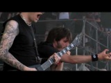 Caliban - I Will Never Let You Down LIVE (With Full Force) HD