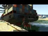 GTA 5 awesome BMX STUNT