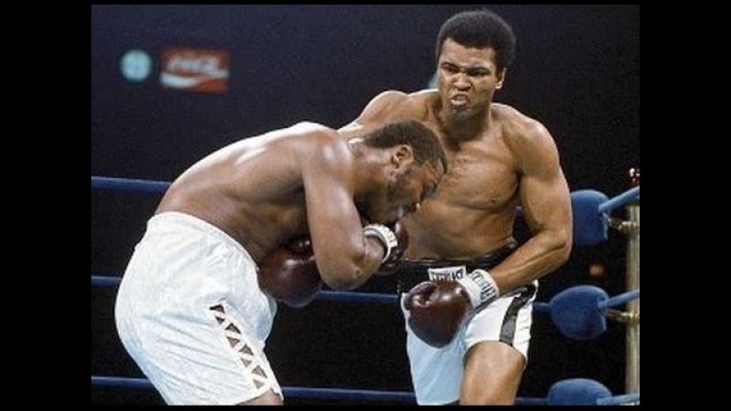 Muhammad Ali vs Joe Frazier II Legendary Night HD