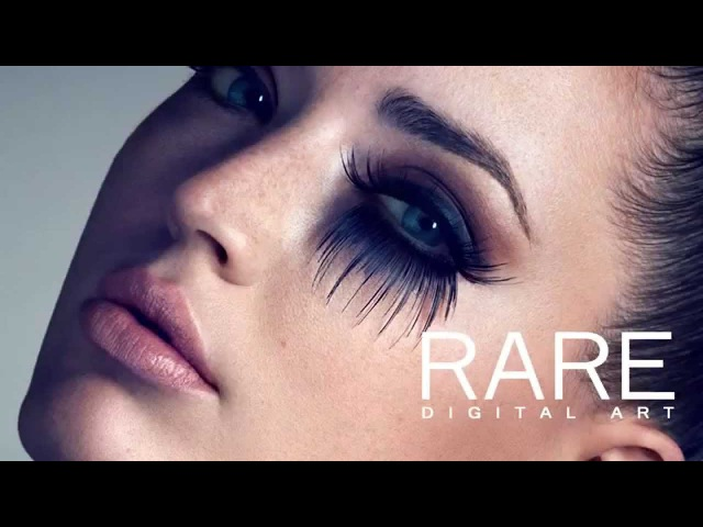 4 Hours of Retouching in 90 Seconds by Rare Digital Art NYC