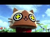 3DS『モンハン日記 ぽかぽかアイルー村DX(デラックス)』オープニングムービ