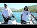 Практический видеокурс Управление парусной яхтой Серия Третья Швартовка лагом