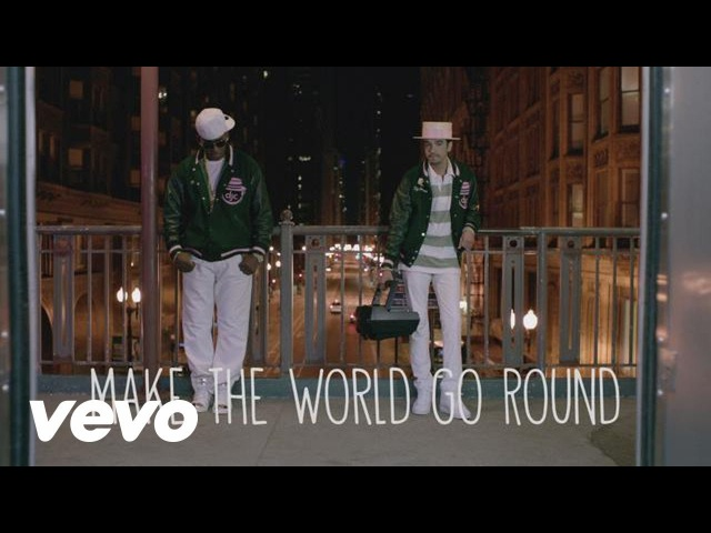 DJ Cassidy Make the World Go Round Video ft R Kelly