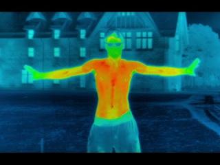 Как наше тело теряет тепло на холоде / What Your Life Looks Like In Thermal