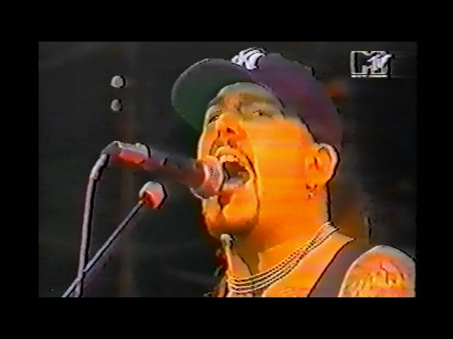 BIOHAZARD - Loss (Live at Hultsfred Festival, Sweden, 12-13.08.1994)