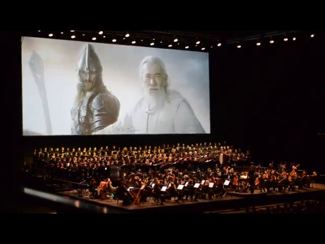 Lord of the Rings in Concert - Helm's Deep - Forth Èorlingas