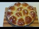 Чесночные пампушки garlic dumplings