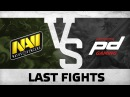 Last fights by Na`Vi vs PD @ WePlay League S3