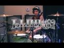 Travis Barker Recording Drums for Blink-182