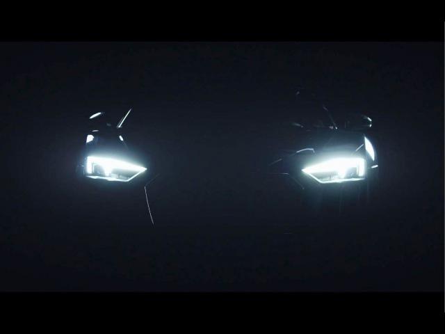 Audi - Speed of Light