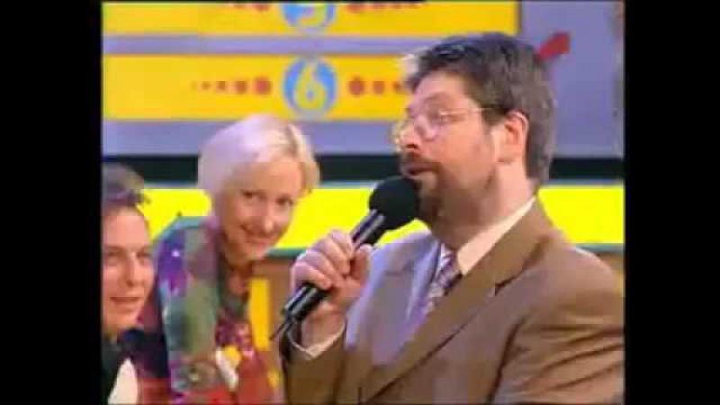Сто к одному (Россия, 27.11.2004) Никитский хор - Бедная Настя