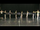 W15(先一芭蕾) : rond de jambe à terre 1