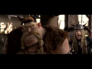 Как приручить дракона 2/How to Train Your Dragon 2 (2014) Русский ТВ-ролик №4