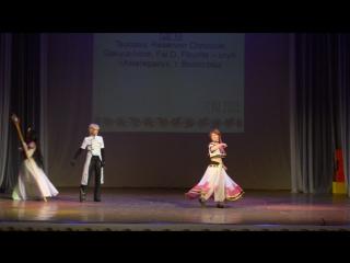 (Групповое тематическое дефиле) Tsubasa: Reservoir Chronicle, Sakura-hime, Fai D. Flourite – клуб «Аматерасу», г. Волгоград