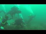 GOPR329южный берег крыма Гурзуф погружение 1метров