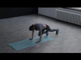 5 минут для плоского живота [Workout | Будь в форме]