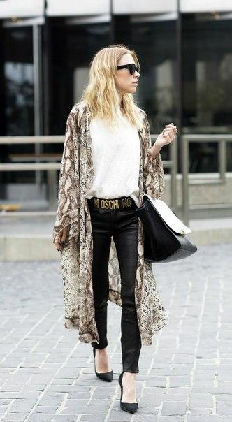 Шьём блузу кимоно (6 фото) - картинка
