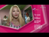 150710 Sistar: Bora & Hyorin @ Simply K-Pop