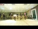 AOA - 짧은 치마 (Miniskirt) Dance practice [Mirrored]