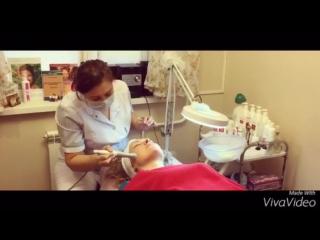 Аппаратная мезотерапия на аппарате Infusion. Косметолог Хисматулина Елена