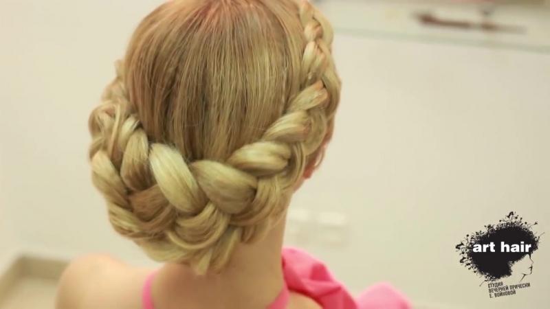 Плетение кос онлайн