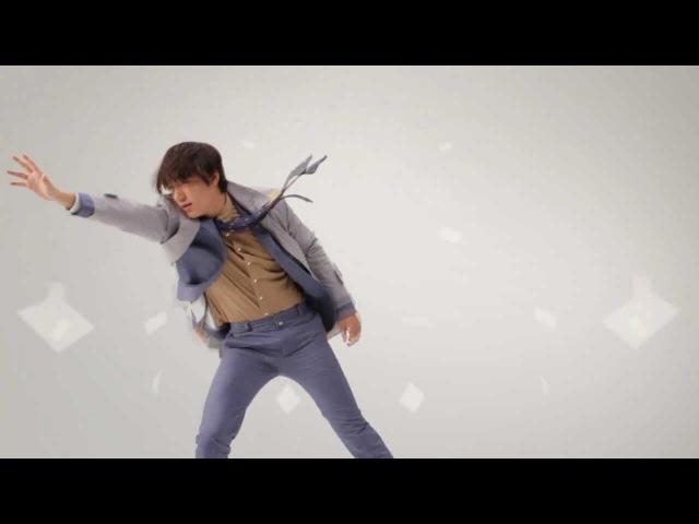 Lee Min Ho - Trugen April Campaign - Ride Spring Wind! (Live Like Him - Ride Like Him)