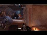 Примерно 8 минут геймплея из дополнения Outer Rim для Star Wars: Battlefront