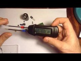 Мультиметр пинцет НВ-11 (RLC-метр)